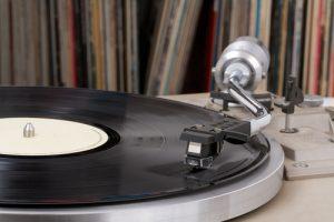 record player vinyl album