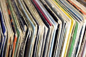 Vinyl selves